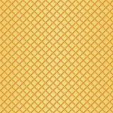 Waffle background vector Stock Images