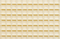 Waffle checkered background Royalty Free Stock Photography