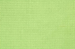 Waffle cloth texture Stock Images