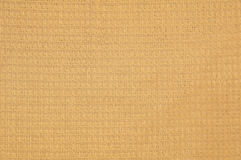 Waffle cloth texture Royalty Free Stock Photo