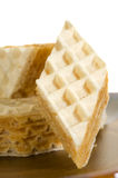 Waffle Cookie Royalty Free Stock Images