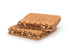 waffle cookies Royalty Free Stock Image