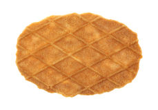 Waffle Crisp Top View Stock Images