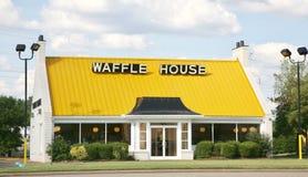 Waffle House royalty free stock photo