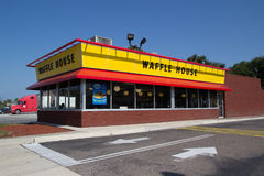 Waffle House Royalty Free Stock Photos