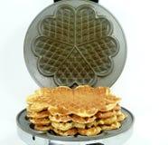 Waffle Iron Stock Photography