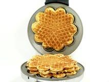 Waffle Iron Royalty Free Stock Photography
