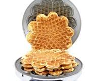 Waffle Iron Royalty Free Stock Images