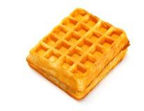Waffle macio Fotos de Stock