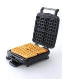 Waffle maker machine Stock Image