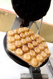 Waffle maker machine. Royalty Free Stock Image