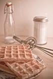 Waffle Nostalgia Royalty Free Stock Image