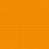 Waffle pattern. Orange Neutral Seamless Pattern for Modern Desig Stock Photo