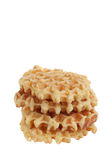 Waffle stack Stock Photography