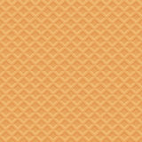 Waffle. Stock illustration. Stock Photo