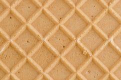 Waffle texture Royalty Free Stock Photo