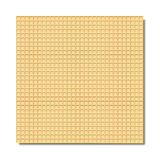 Waffle texture. Background. Vector illustration Stock Photo