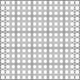 Waffle texture seamless black and white Royalty Free Stock Photos