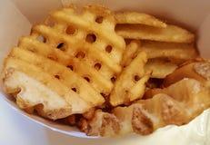 Waffle world Royalty Free Stock Photos