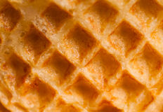 Waffled Royalty Free Stock Photo