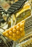Waffles Гонконга стоковая фотография
