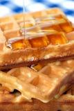 waffles меда Стоковые Изображения RF