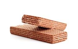 waffles шоколада 2 Стоковые Фото