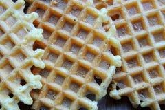 Waffles для завтрака Стоковое фото RF