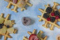 waffles Imagens de Stock Royalty Free
