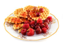 waffles Стоковое Изображение