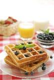 Waffles Fotos de Stock