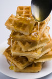 Waffles Foto de Stock Royalty Free