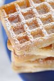 Waffles Imagem de Stock