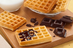 waffles Стоковое Изображение RF