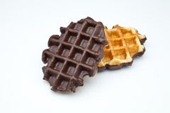 Waffles Royalty Free Stock Image