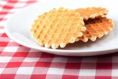 Waffles Stock Photos