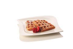 Waffles Stock Images