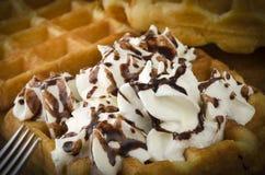Waffles стоковые фотографии rf