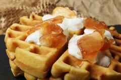 waffles Стоковые Изображения