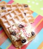 waffles Стоковая Фотография RF