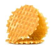 Waffles Liege Стоковая Фотография