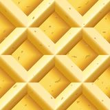 Waffles seamles texture Stock Photography