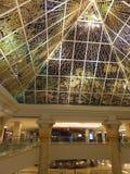 Wafi购物中心在迪拜,阿拉伯联合酋长国 免版税库存图片