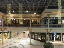 Wafi centrum handlowe w Dubaj, UAE obraz stock
