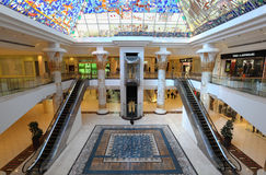 WAFI mall in Dubai Stock Photography