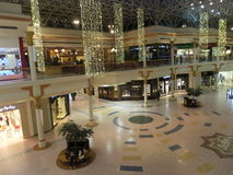 Wafi Mall in Dubai, UAE Stock Photo