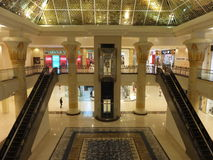 Wafi Mall in Dubai, UAE Royalty Free Stock Photography
