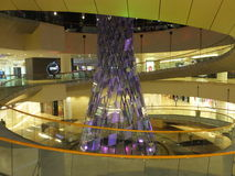 Wafi Mall in Dubai, UAE Royalty Free Stock Images