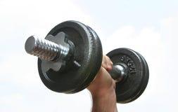 waga przedłużone ramię obrazy stock