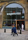 Wagamama Restaurant royalty free stock photo